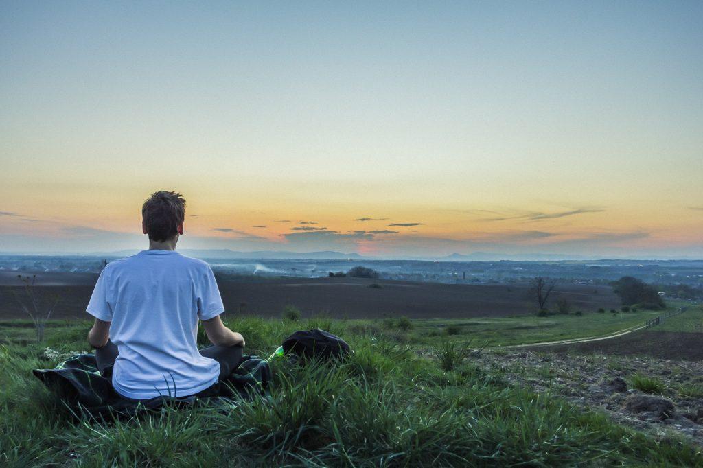 Méditation en plein nature : prise de conscience