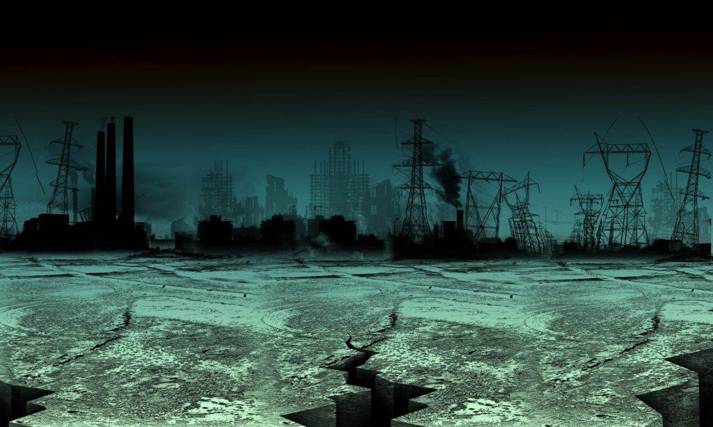 La société industrielle détruit la planète