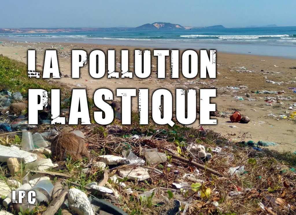 La pollution plastique